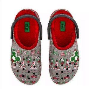 Disney Christmas Crocs